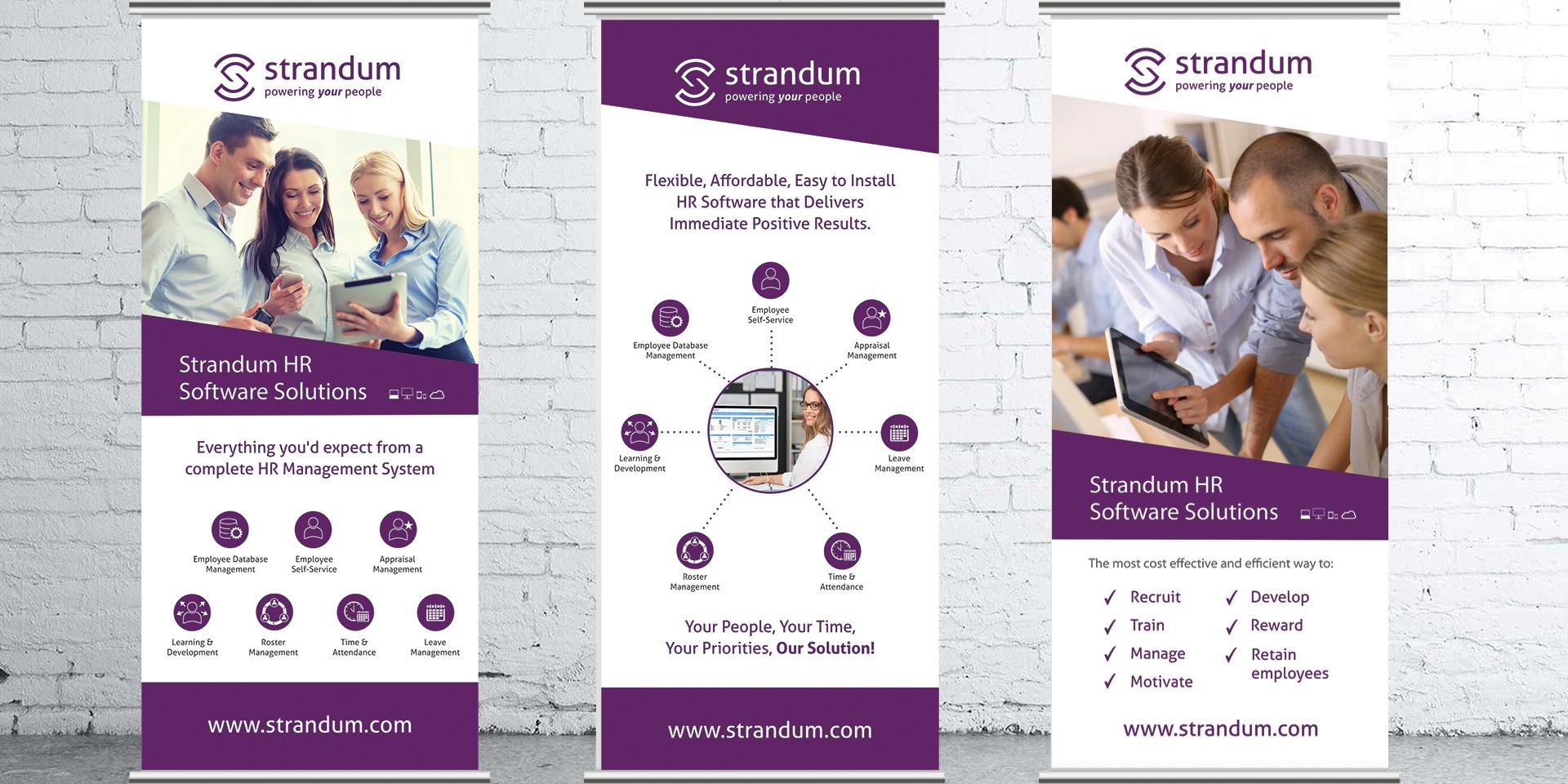 Strandum Pop Up Design & Print