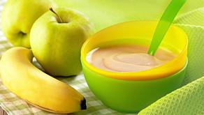 Apple-Banana Puree
