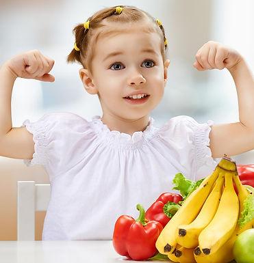 Nutrition Tips For Kids!