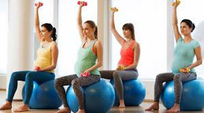 Pregnancy Exercise and Yoga Connect!