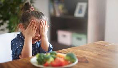 Picky Eaters-Reasons for Picky Eating!
