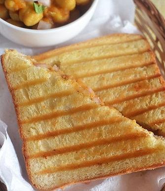 Channa Sandwich
