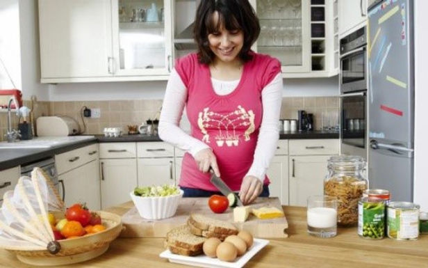 Importance of diet during pregnancy!