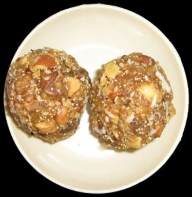 Nuts and Dry fruits Ladoo
