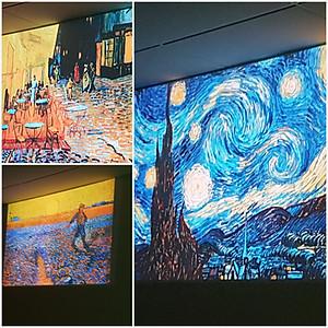 Aperitivo con l'arte: Notte Stellata di Van Gogh