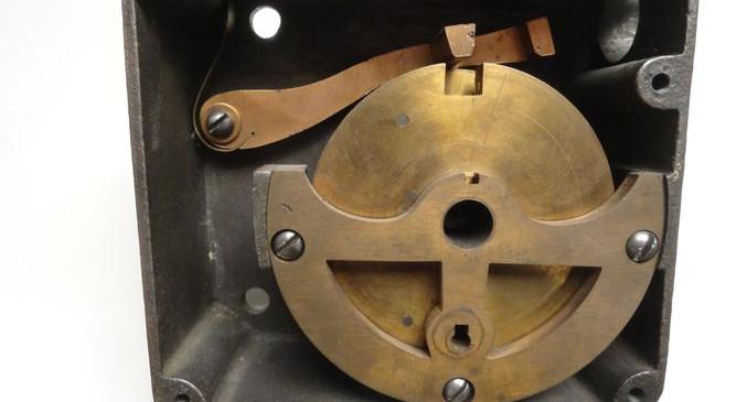Mechanisme Kluisslot Kluisopening Brandk