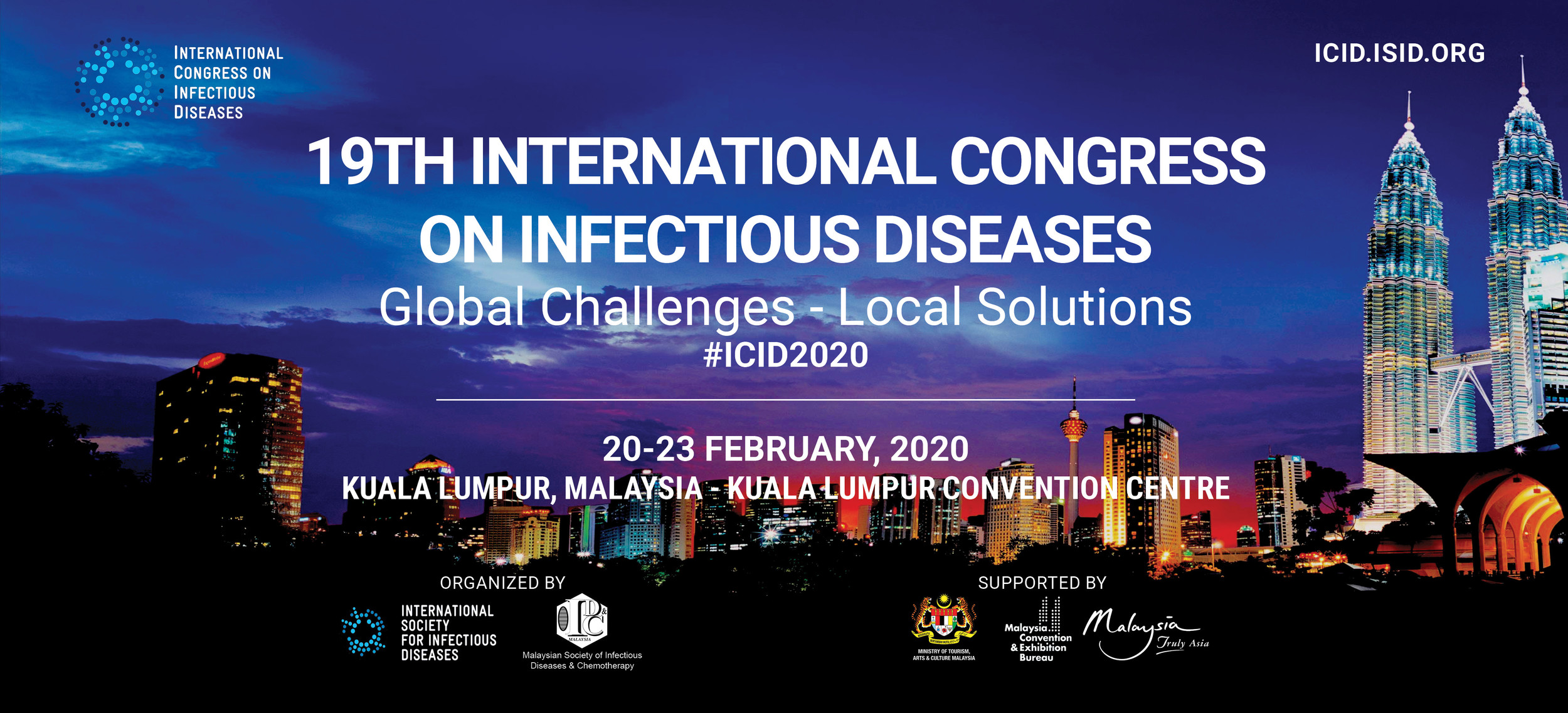 International Congress on Infectious Diseases - ICID