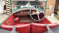 Vintage Bentley Charging Circuit