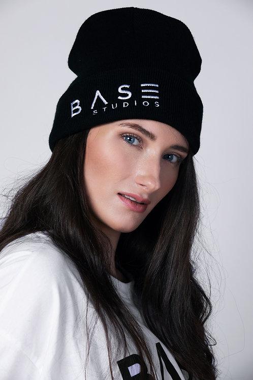 BASE Beanie Hat - Black