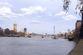 BASE Thames river view