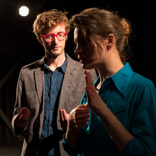 IN BURROWS (Performance)