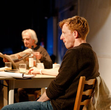 The Square Mile / Y Filltir Sgwâr (Playwright)