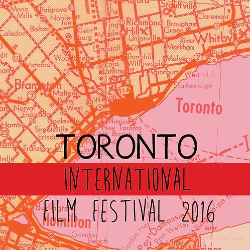 Tiff Toronto Map