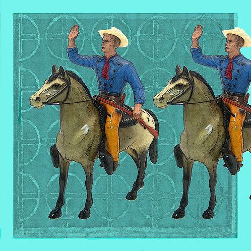 Toy Cowboy
