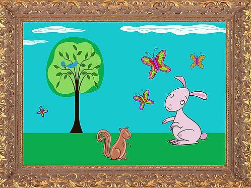 Bunny Scene