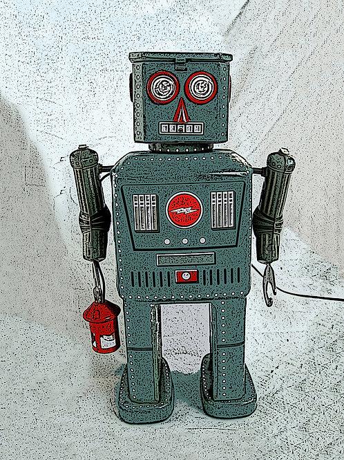 single robot