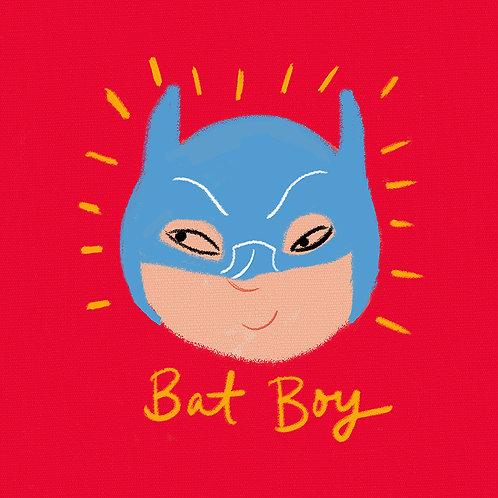Bat Boy & Wonder Girl
