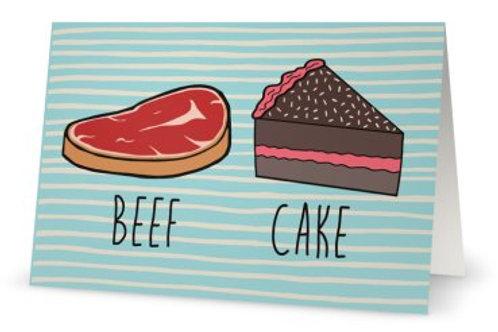 Beef Cake