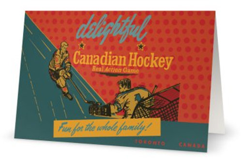 Delightful Hockey