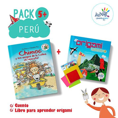 Pack Perú  5  años a más