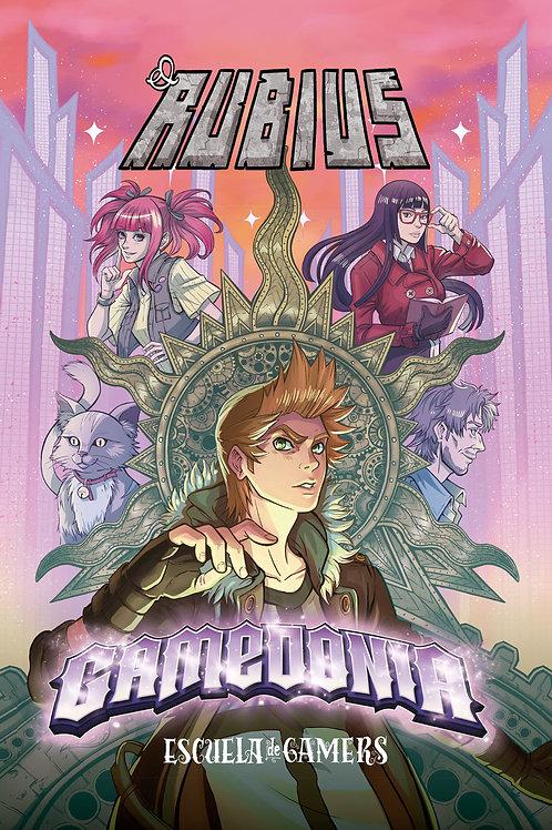 Gamedonia (Escuela de gamers 2)