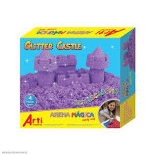 Arena mágica glitter Castle