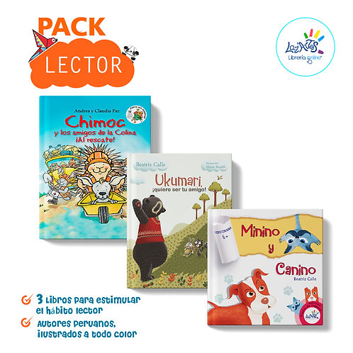 Pack lector