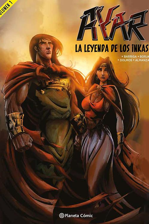 Ayar. La leyenda de los incas - Volumen 1