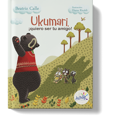 Ukumari ¡quiero ser tu amigo!