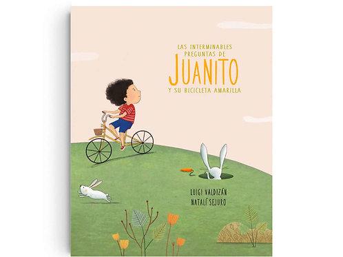Las interminables preguntas de Juanito (con CD)