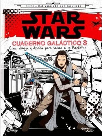 Star Wars. Cuaderno Galáctico 3