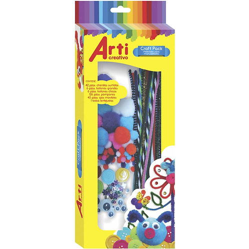 Craft Pack Arti