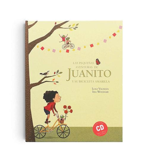 Las pequeñas aventuras de Juanito (con Cd)