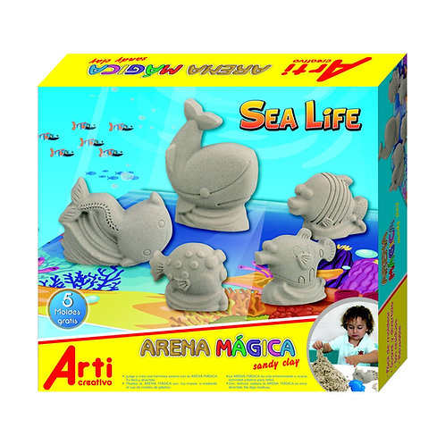 ARENA MAGICA SEA LIFE