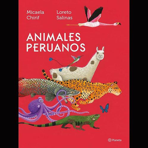 Animales peruanos