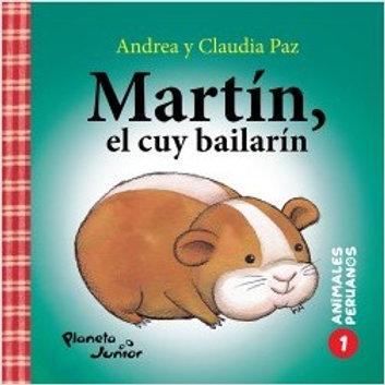Animales peruanos 1. Martín, el cuy bailarín