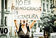No es democracia; es dictadura. (Photo: Marta Breijo CC BY-NC-SA 2.0)