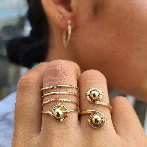 Forever Knob Ring