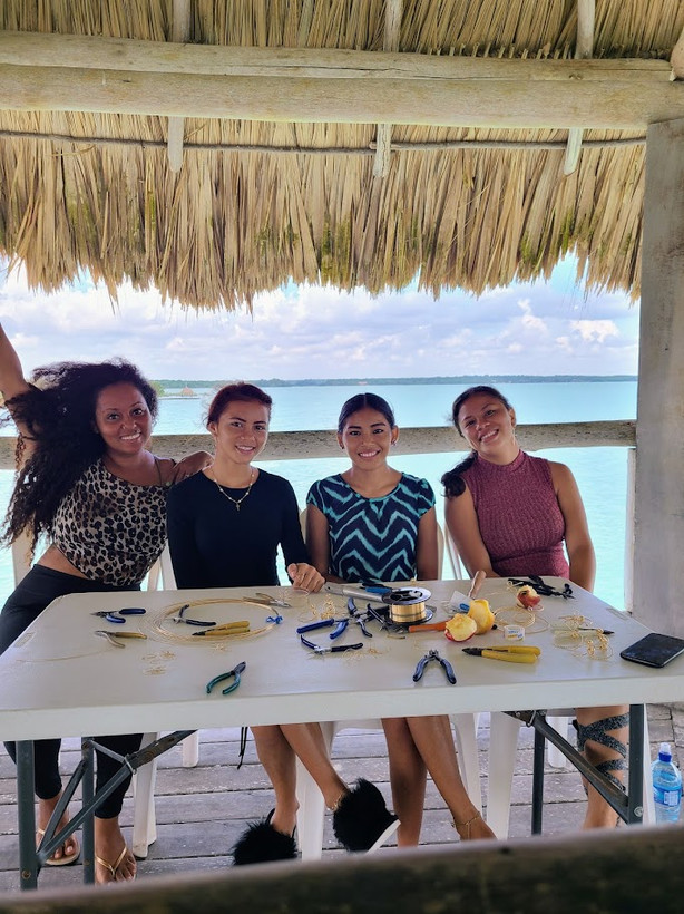 Office space for a day at Orchid Bay Resort