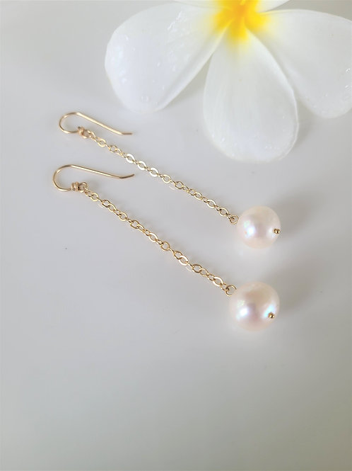Chained Pearl Drops