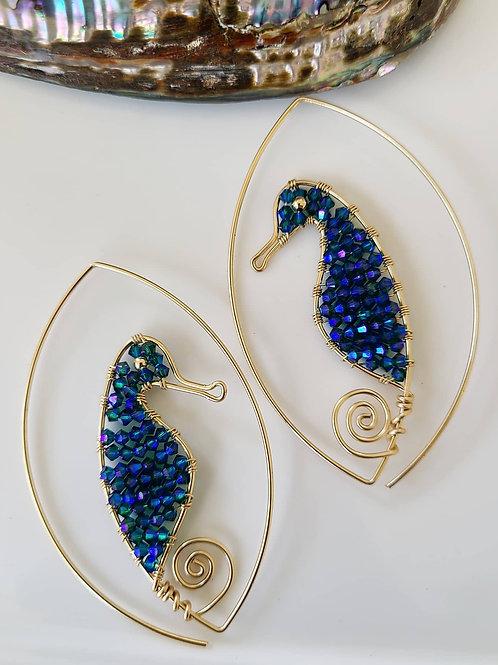 Seahorse Hoops