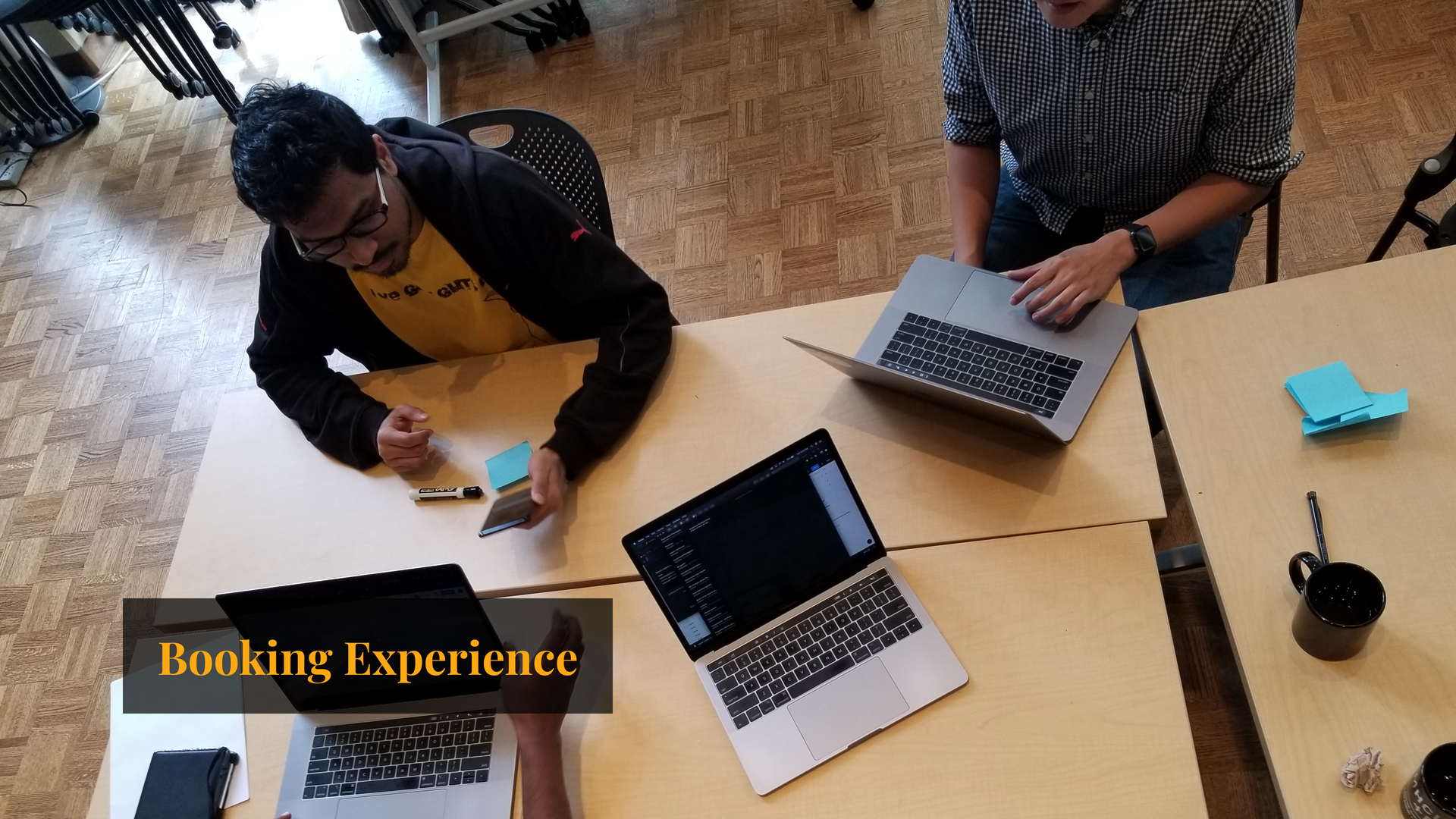 Booking Experience Testing