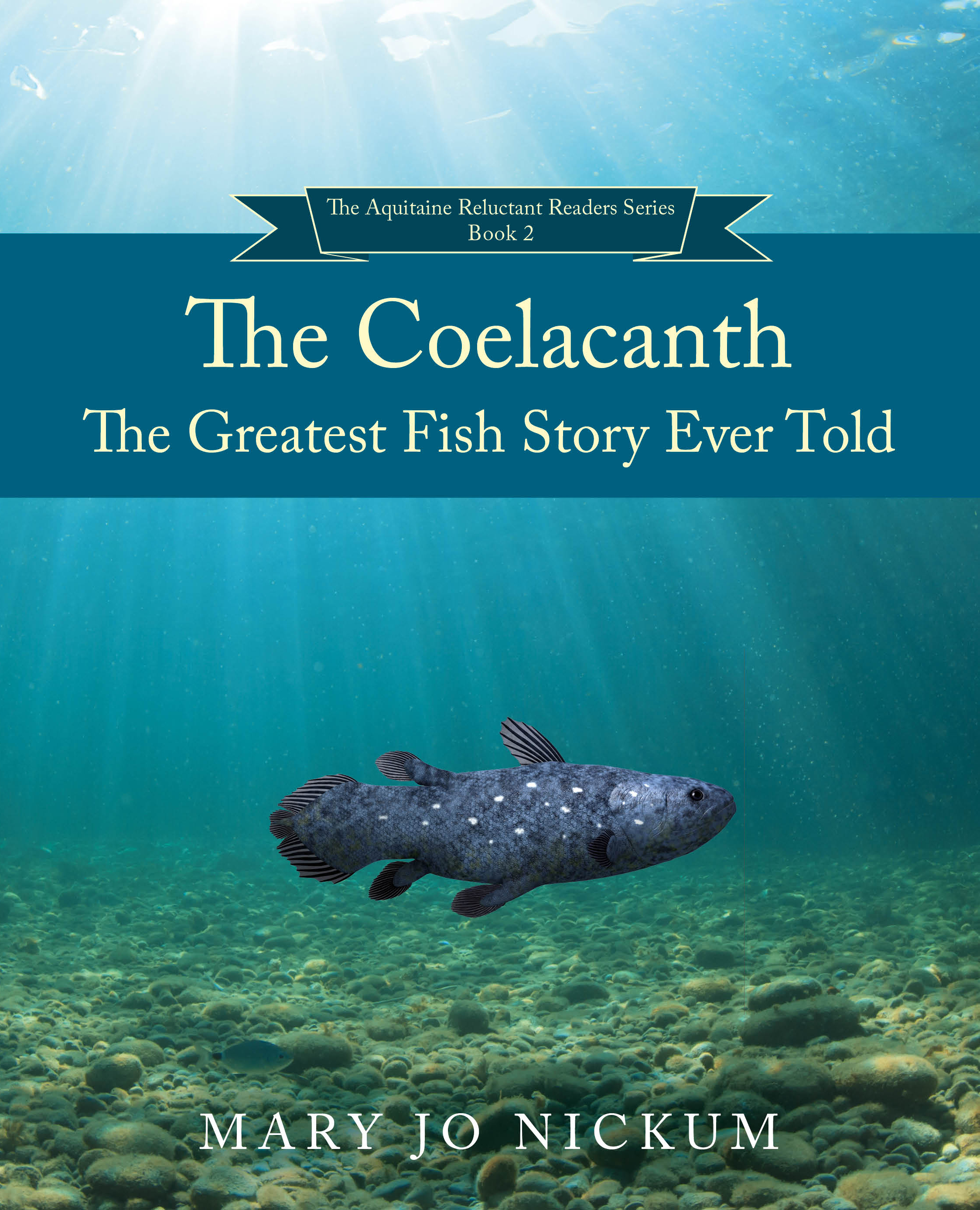 Fish Book Cover FRONT