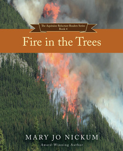 Fire in the Trees eBook Cover