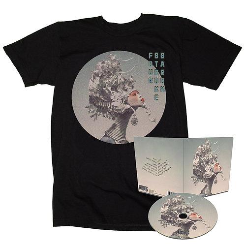 Monoqueen Shirt + CD
