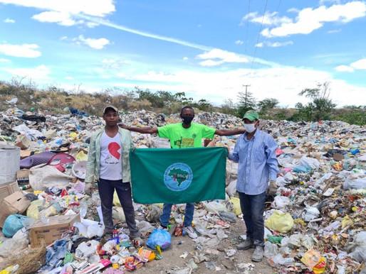 Lixões do Sr. do Bonfim e região recebe o Movimento Nacional dos Catadores e Reciclagem da Bahia.