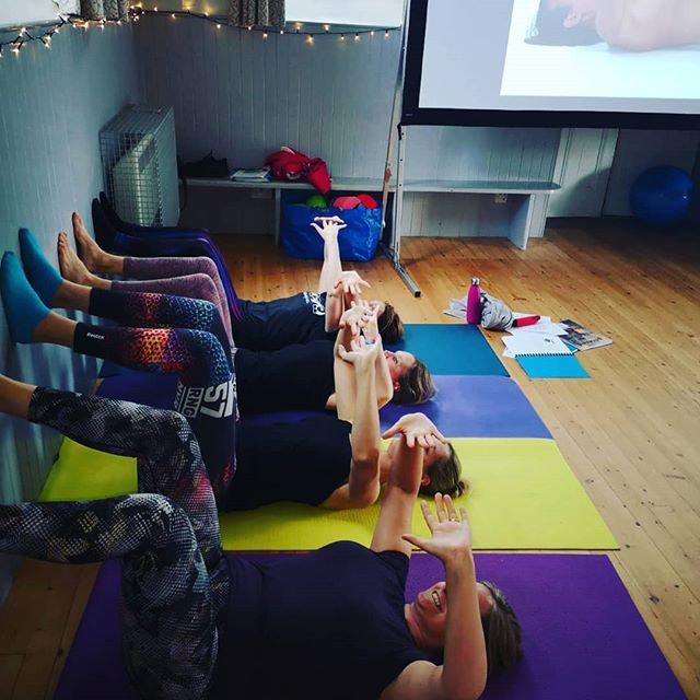 Spine, Core & Pelvic Floor Classes