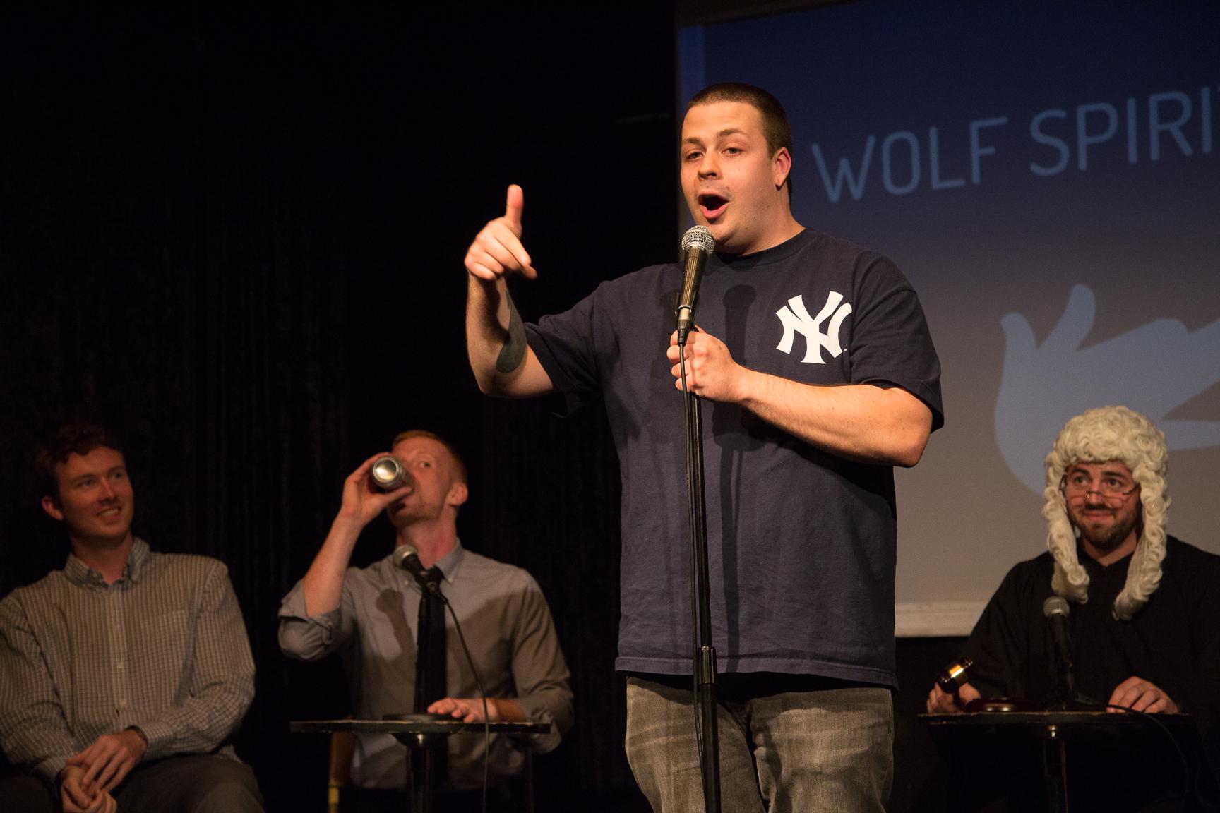 Wolf Spirit Live - Justin Flanagan