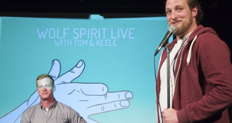 Wolf Spirit Live - Tom & Keele