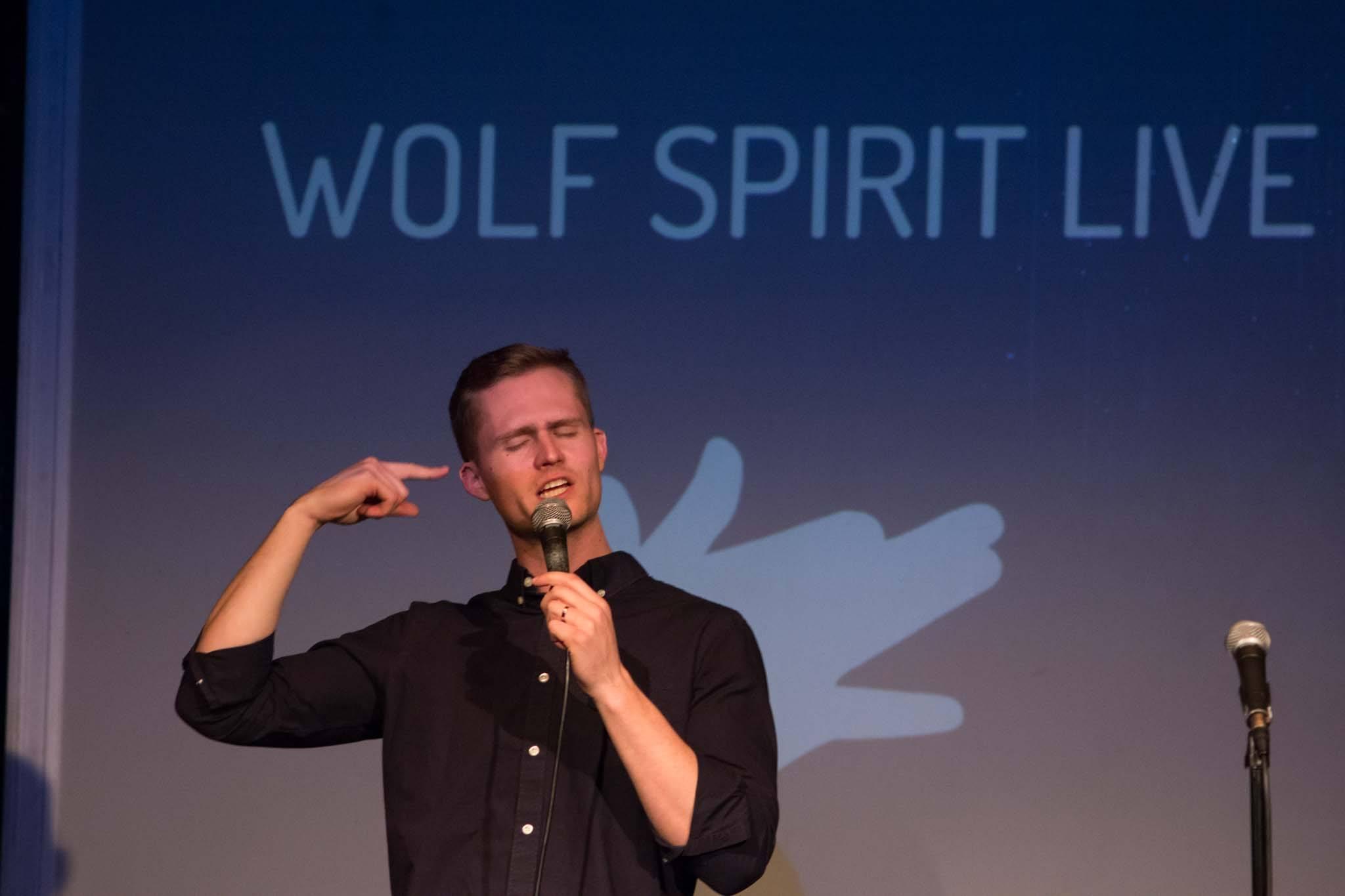 Wolf Spirit Live - Paul Schissler